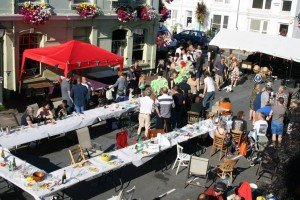 stirling street party